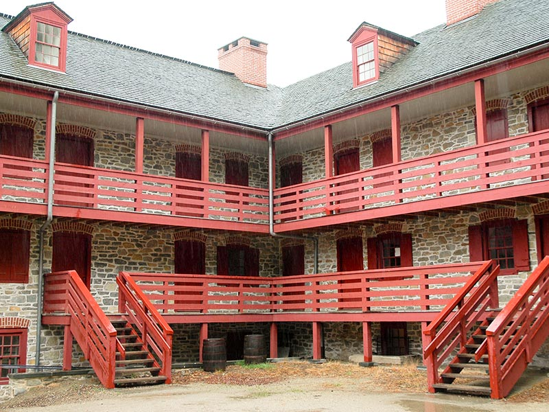 The Old Barracks Museum