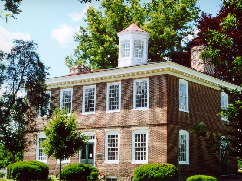 The 1719 William Trent House